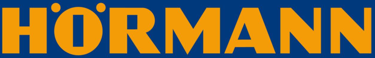 Logotipo de HORMANN