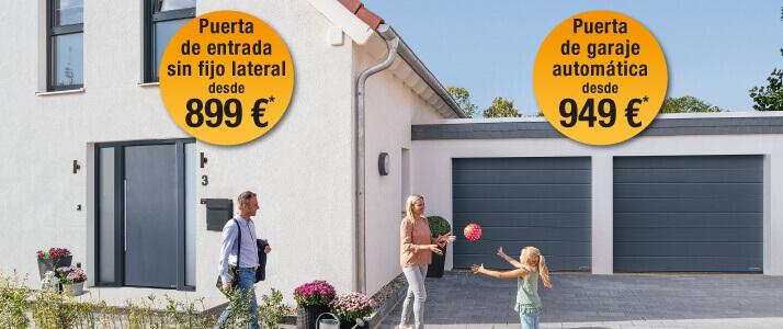 Promoción Puertas Hörmann 2019